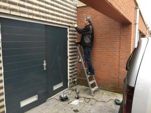Hikvision camerabewaking Barendrecht